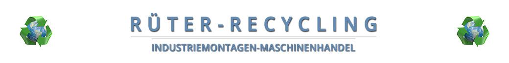 Rüter-Recycling